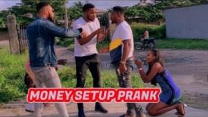 Zfancy Comedy – MONEY SET UP PRANK